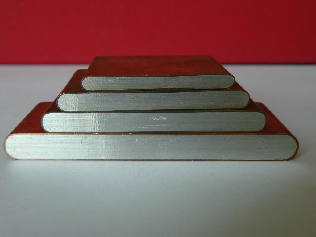 cca busbar-銅包鋁排 4