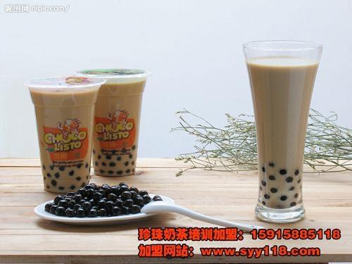 延安珍珠奶茶機 5