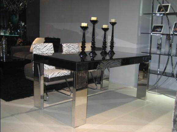 Glass Dining Table 1