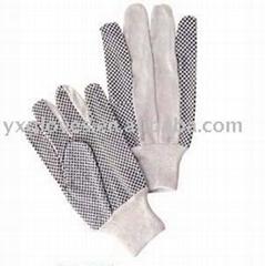 Cotton Drill Garden& Safety Gloves