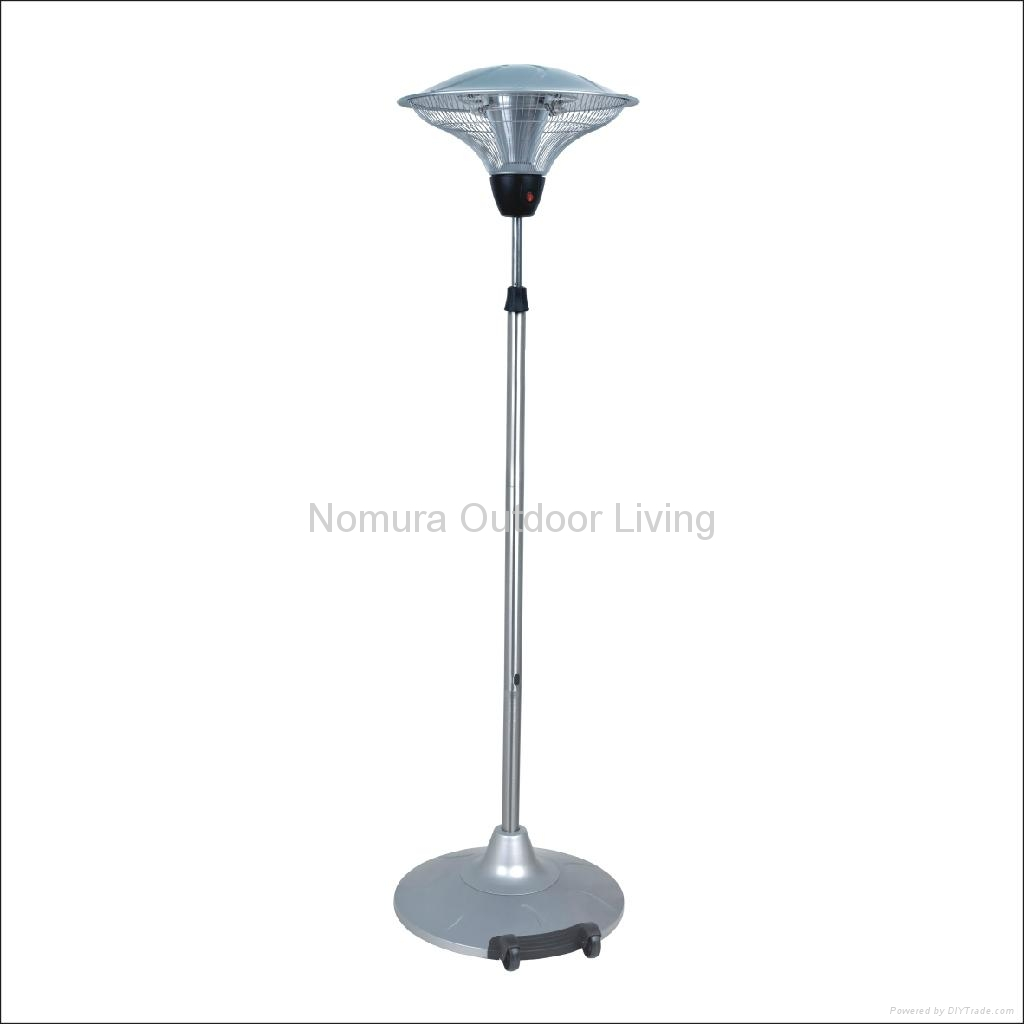 Nice Stainless Steel Outdoor Electric Patio Heater 1