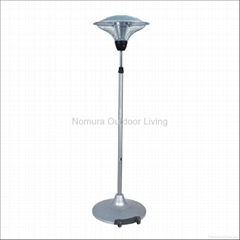 Stainless Steel Outdoor Electric Patio Heater