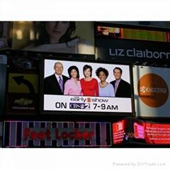 Indoor/outdoor led display screen/sign/billboard/board/panel