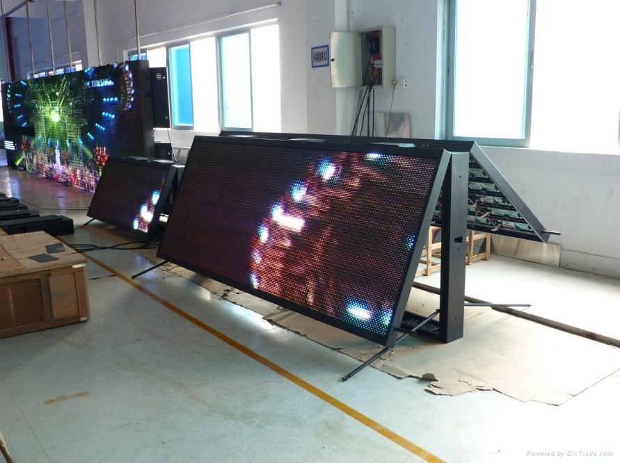 Indoor Outdoor Led Display Screen Sign Billboard Board