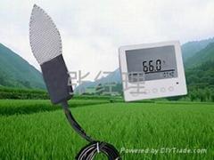 葉面溫濕度記錄儀