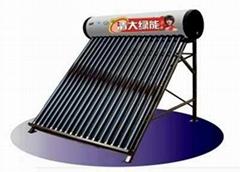 清大绿能步步高太阳能热水器