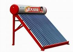 清大绿能合家欢太阳能热水器