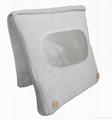 Lumbar massage cushion