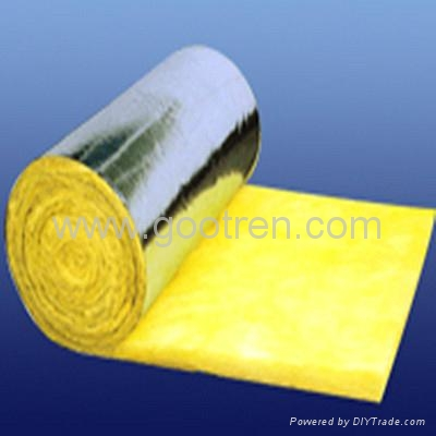 Faced Insulation