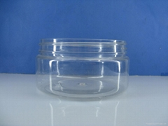 250ML PET Cosmetic Jar