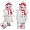 Customized Promotional Snowman-shaped