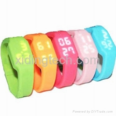 Latest LED Watch USB Flash Drives