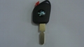 Peugeot_406_key shell   1button