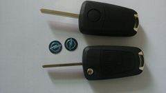 OPEL remote key shell 3button