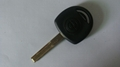 Opel key shell With groove