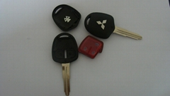 MITSUBISHI remote key shell   2button