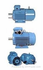 ABB電機產品系列