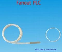 Fanout PLC Splitter module Blockless