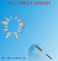 optical v-groove 2