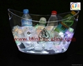 Flash ice bucket -12L - 40pcs led light