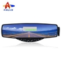 Bluetooth handsfree car kit rear view mirror with TTS report ALD88