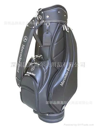Mercedes benz customise golf bag mercedes benz china for Mercedes benz purse