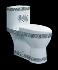 Washdown One-piece Toilet