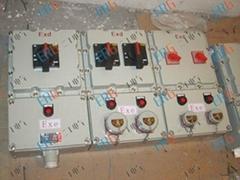 BCX系列防爆檢修插座箱