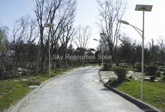 solar street light | 80% energy saving | up to 35 anti-rainy days