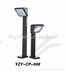 excellent solar lawn light | up to 1 week anti-rainy days