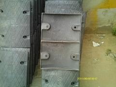 寧夏鑄鋼減速帶