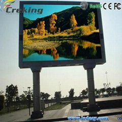 P20 outdoor advertising led video display