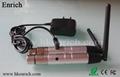 2.4G DMX 512 wireless reciever 4