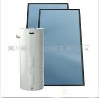 (0.8mpa)真空管分体式太阳能热水器系统