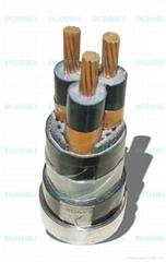 供應鋼絲鎧裝電力電纜