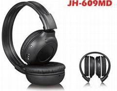 In-vehicle headphone series