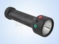 JW7500固態免維護強光電筒 5
