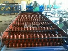 850波紋瓦設備壓型機