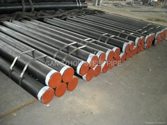 Thick 9.53mm seamless pipe carbon steel
