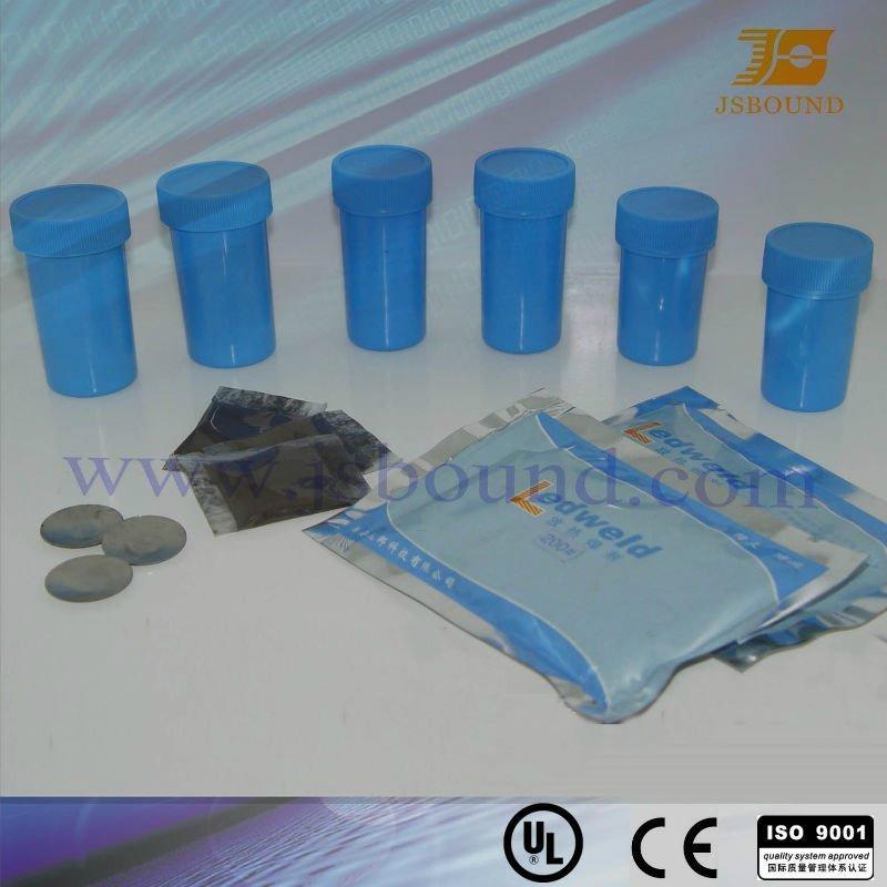 Exothermic welding flux powder Jsbound  JB-WA  1
