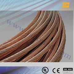 Copper clad steel stranded wire Jsbound (JB-BAA)