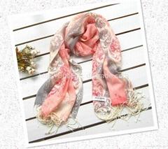 Fashion accessories women wool scarf cashmere scarves,wraps