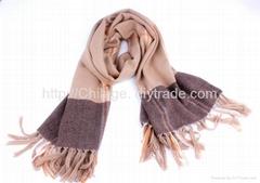 fashion accessories woman 100%cashmere scarves,wraps