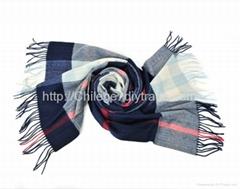 fashion accessories woman 100%wool scarf shawl wraps