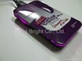 Super Slim LED travel mouse with light logo 3