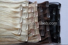 """120g remyclips in hair extension 20"""" on hot sales"""
