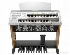 雅馬哈ELB-01 雙排鍵電子琴