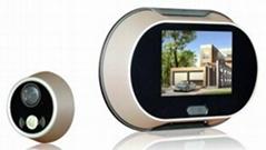 3.5inch door peephole viewer