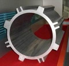 aluminum alloy motor shell