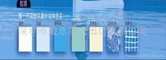 进口的泳池专用防水胶膜